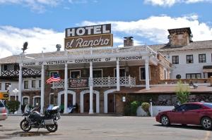 El Rancho Hotel Gallup, NM