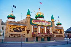 The Corn Palace Mitchell, IA