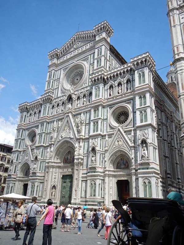 Duomo, central Florence